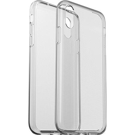 Otterbox Clearly Protected Skin Extra Slim Silikon Schutzhülle Geeignet Für Iphone Xr Transparent Elektronik