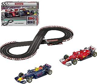Carrera Evolution 20025233 Lap Contest Formula 1 Analog 1: 32 Scale Slot Car Racing Track Set System