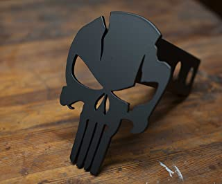 Punisher Warrior - Trailer Hitch Cover