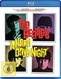 A Hard Day's Night Blu-ray