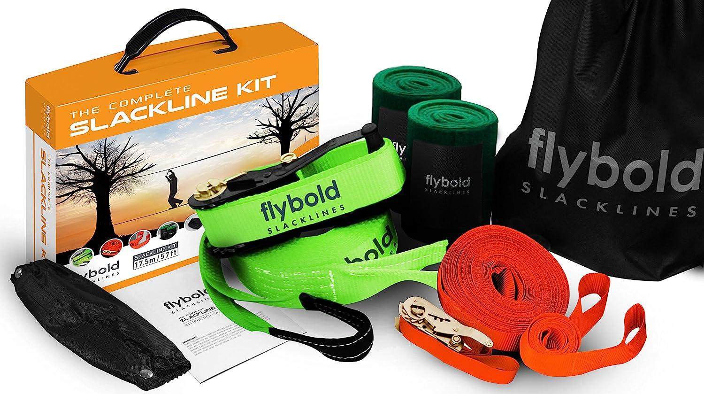 Flybold-Slackline-Kit