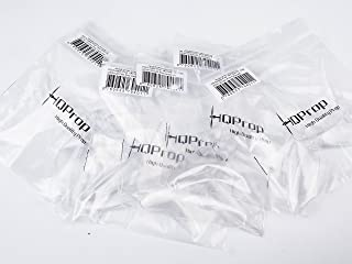 4 blades per pack ( 5 packs )  HQ Prop DP 5x4.3x3 V1S Tri-Blade 3 Blade Propellers Props for FPV Racing Clear