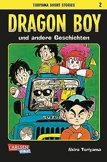 Toriyama Short Stories 02: Dragon Boy und andere Geschichten