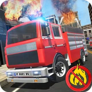 Firefighter - Simulator 3D