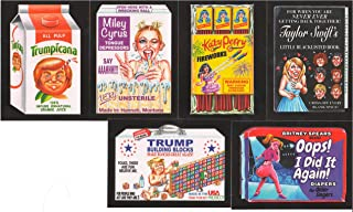 Wacky Packages 2017 Topps 50th Anniversary - Complete 90 Card Set