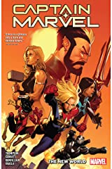 Captain Marvel Vol. 5: The New World (Captain Marvel (2019-)) Kindle Edition