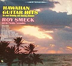 ROY SMECK Hawaiian Guitar Hits LP slack key steel guitar ukelele 60's exotica KAPP KS-3491