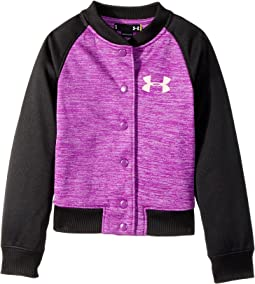 Under Armour Kids - Elevated Armour Fleece Jacket (Little Kids)