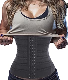 Nicely Made,Waist Cincher Tummy Trimmer Trainers Belt Weight Loss Workout Corset