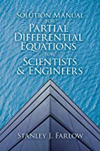Solution Manual For Partial Differential Equations for Scientists and Engineers (Dover Books on Mathematics)
