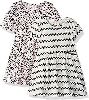 فستان للفتيات الصغيرات من Limited Too من قطعتين (يتوفر المزيد من الأنماط)