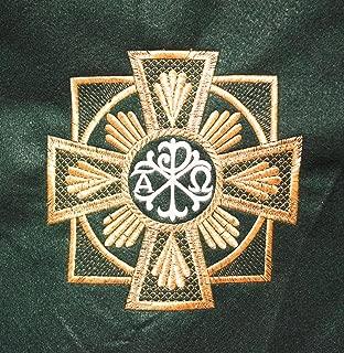 Orthodox Embroidered 5.5