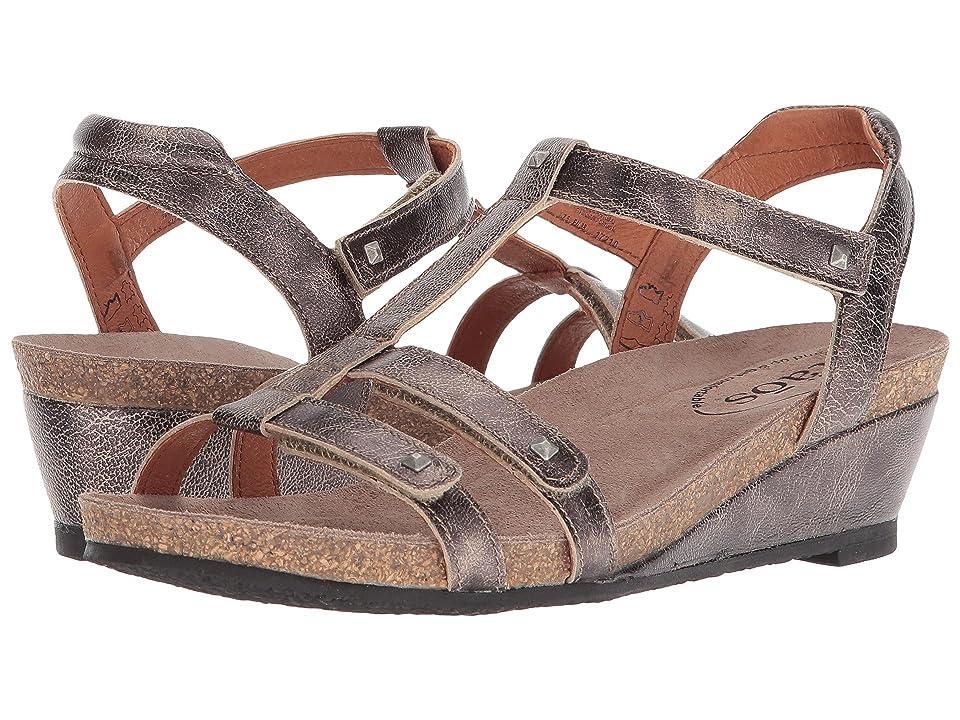Taos Footwear Wanderer (Pewter) Women