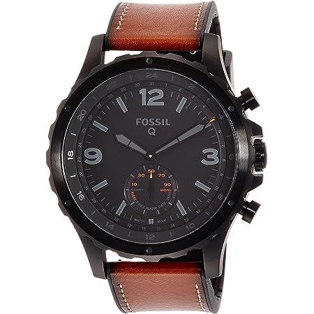 [フォッシル] 腕時計 Q NATE ハイブリッドスマートウォッチ FTW1114 正規輸入品