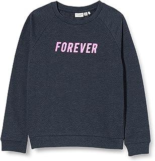 NAME IT meisjes sweater NKFVEDA LS SWE UNB