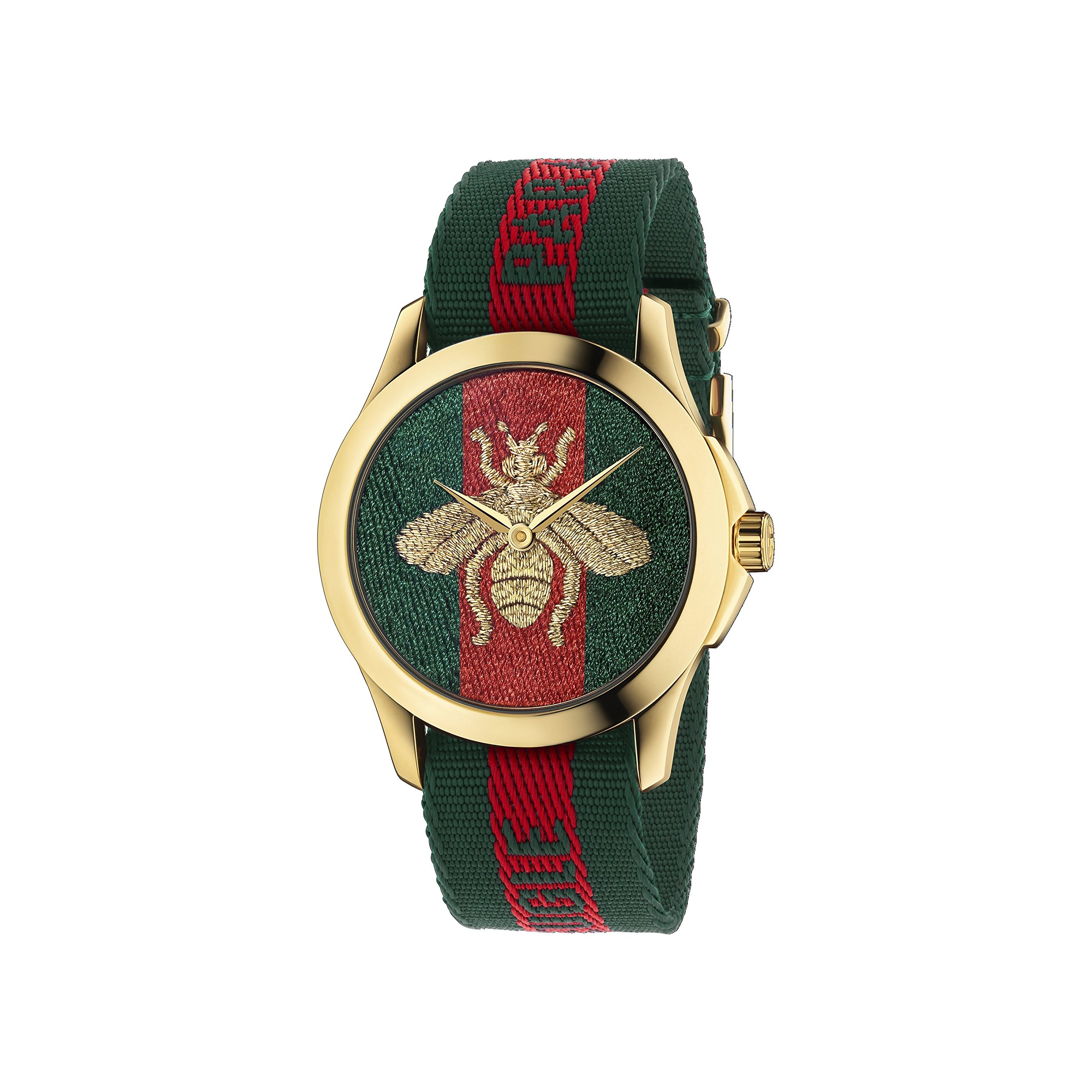 Gucci Quartz Nylon Casual Watch