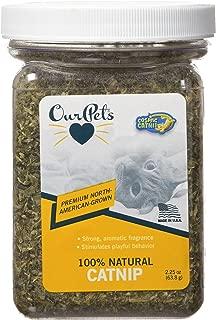 OurPets Cosmic Catnip, 100% Natural, Premium North-American Grown Catnip