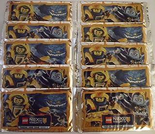 5 Booster édition allemande Blue Ocean-The Lego Movie 2-Point de Sticker Album