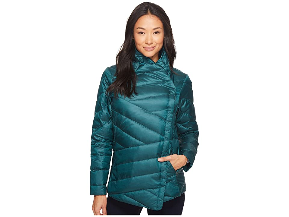 NAU Intersect Down Jacket (Ponderosa Stripe) Women