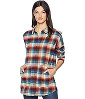 Teyla Flannel Long Sleeve T-Shirt