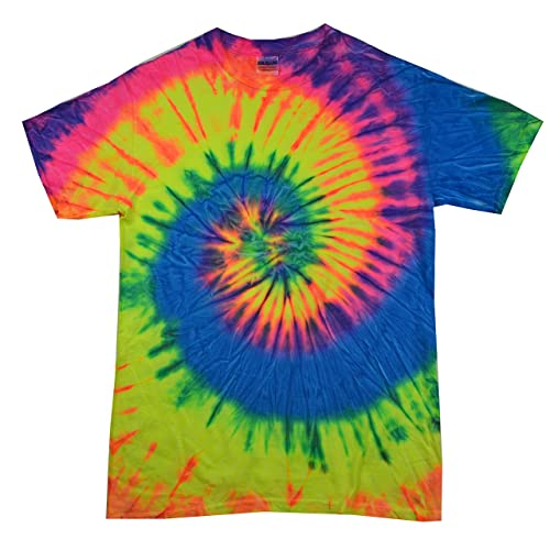 67358b38 Colortone Youth & Adult Tie Dye T-Shirt