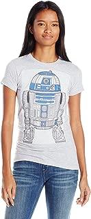 Women's Juniors R2D2 T-Shirt