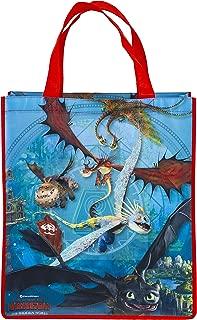 How To Train Your Dragon 3 Reusable Tote Bag