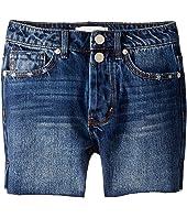 Maddie Denim Shorts (Big Kids)