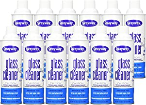 SprayWay SW050-12 Glass Cleaner, 19 oz, Pack of 12