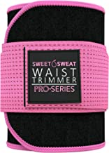 Premium Sweet Sweat Waist Trimmer 'Pro Series' Belt for Men & Women