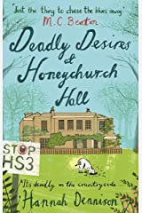 Deadly Desires at Honeychurch Hall (English Edition) Format Kindle
