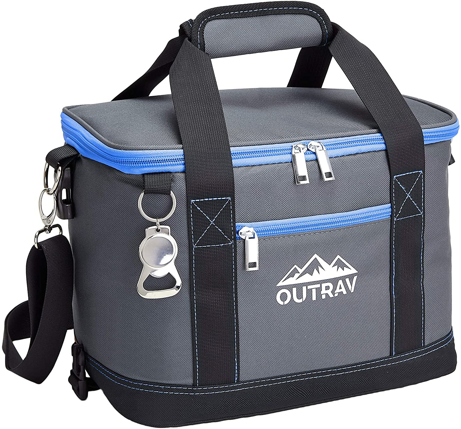 Collapsible Insulated At the price of surprise safety Cooler Bag – Lunch wit Thermal 6L