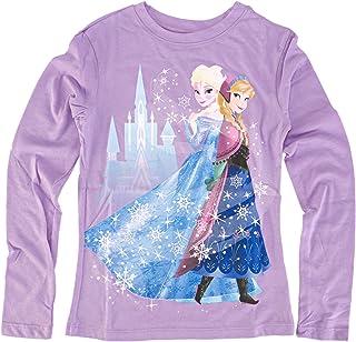 Frozen Juniors Anna Dreamer Portrait Cowl Neck Sweatshirt