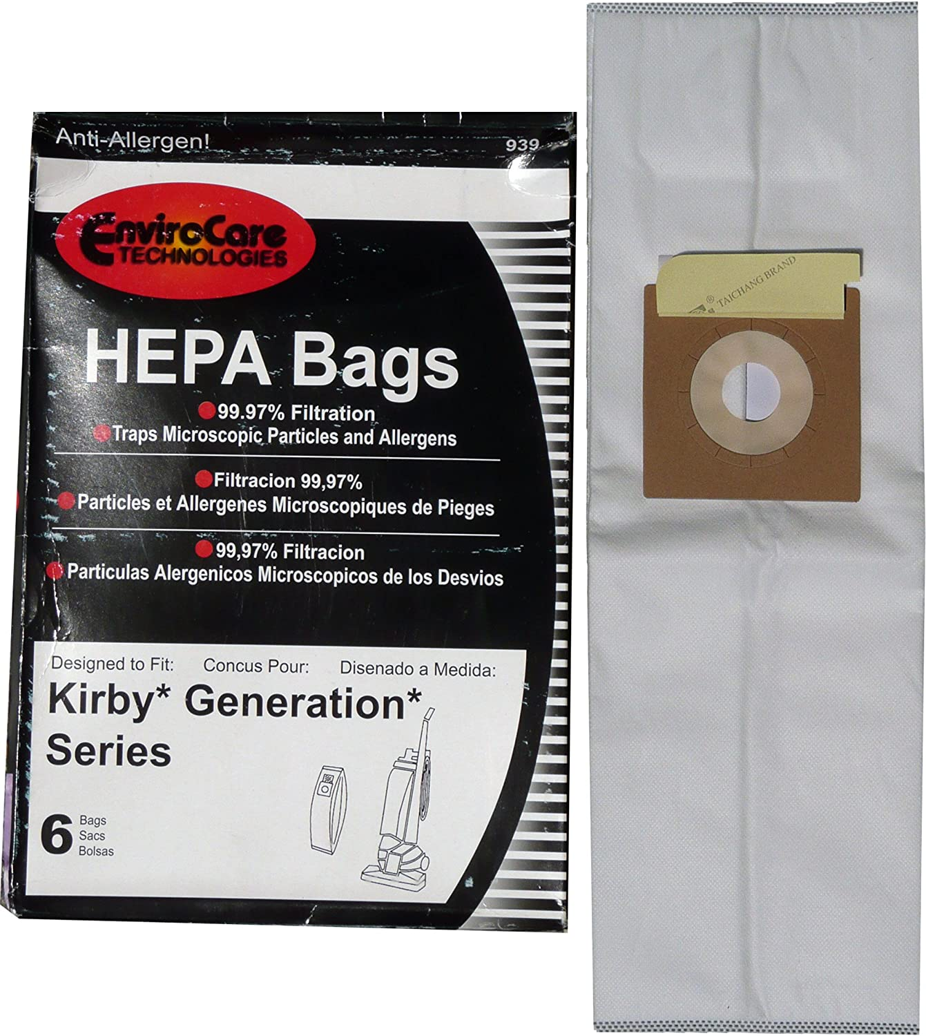 EnviroCare Replacement Allergen Filtration Bags Challenge the cheap lowest price Vacuum Cleaner D