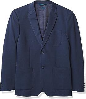 Perry Ellis Men's Slim Fit St Knit Textured JKT Jacket Blazer