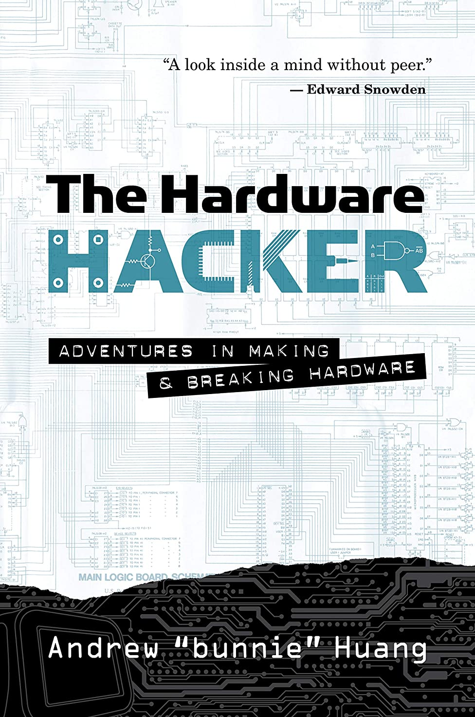 The Hardware Hacker: Adventures in Making and Breaking Hardware (English Edition)