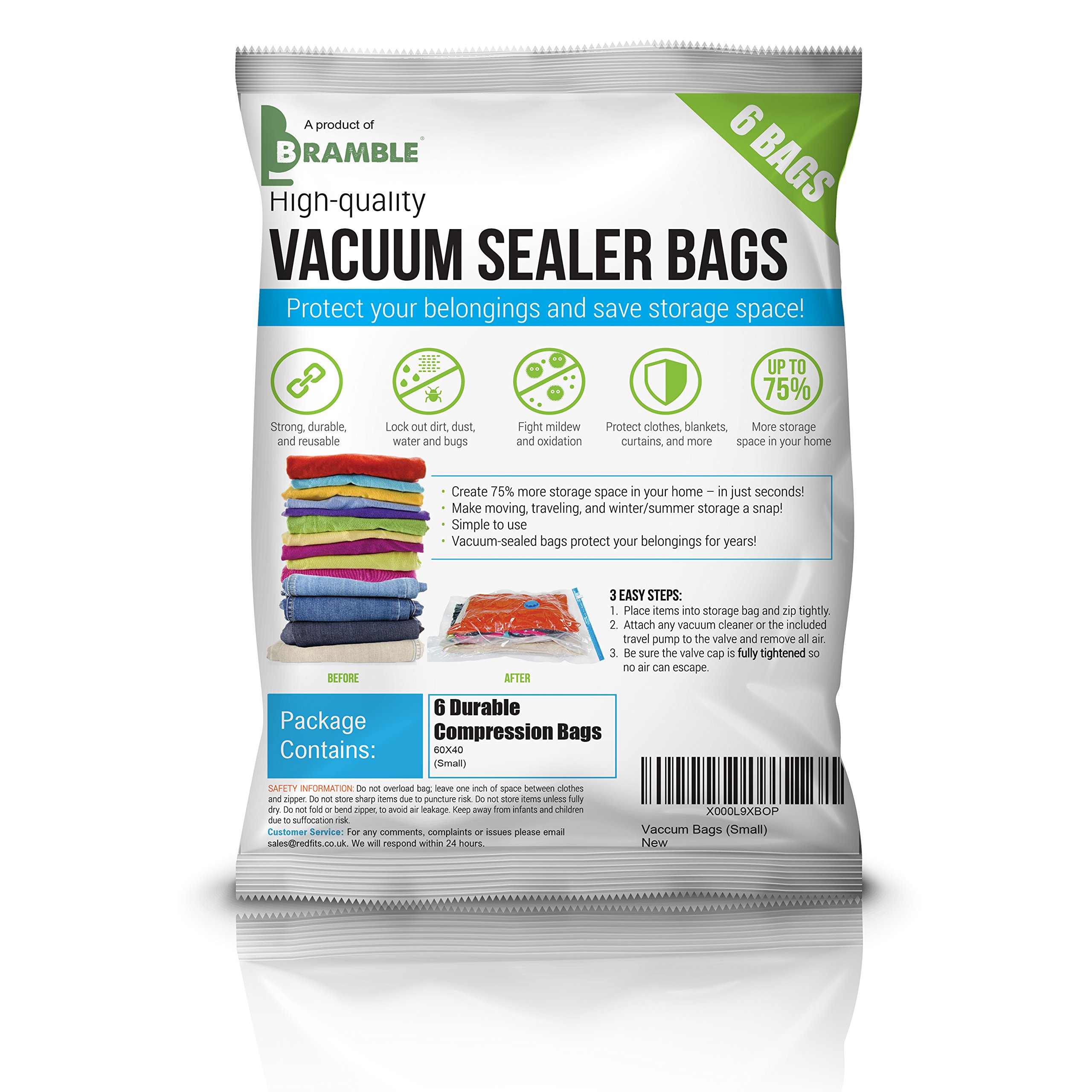 Heavy Duty Space Saver Bags