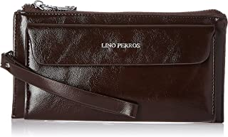 Lino Perros Women's Wallet(Brown)