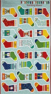 Andover Novelty Christmas Mini Stocking 23.5