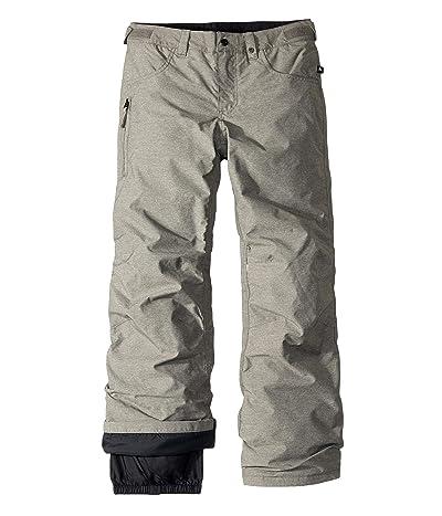 Burton Kids Barnstorm Pants (Little Kids/Big Kids) (Bog Heather) Boy