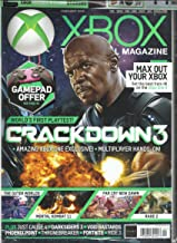X BOX THE OFFICIAL MAGAZINE, CRACKDOWN 3 FEBRUARY, 2019 ISSUE, # 223 ( 2 EPIC GIFTS INCLUDED ) ( PLEASE NOTE :: ALL THESE MAGAZINES ARE PET & SMOKE FREE MAGAZINES. NO ADDRESS LABEL. FRESH FROM NEWSSTAND ) ( SINGLE ISSUE MAGAZINE )