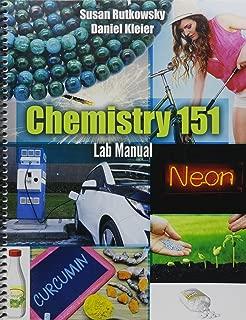 Chemistry 151 Lab Manual