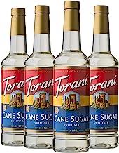 Torani Syrup, Cane Sugar Sweetener, 25.4 Ounces (Pack of 4)