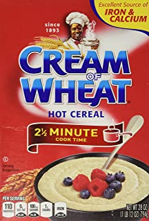 Cream Of Wheat Enriched Farina 2-1/2 Minute, 28 Oz