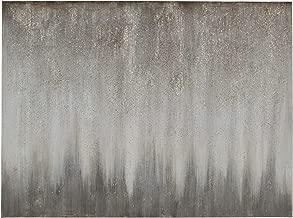 Ashley Furniture Signature Design - Paytah Glitter Wall Art - Contemporary - Silver Finish