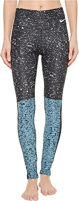 Nike - Power Granite Print Training Tight