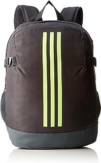 Adidas DQ1065 3-Stripes Medium Power Backpack for Men - Grey