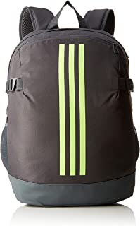 Adidas DQ1065 3-Stripes Medium Power Backpack for Men - Grey