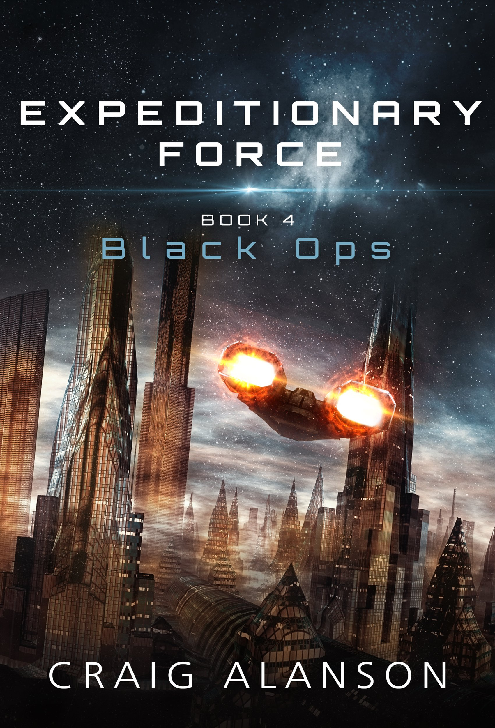 Black Ops (Expeditionary Force Book 4)