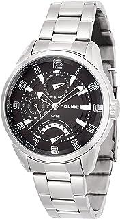 [ポリス]POLICE 腕時計 フラッシュ 10周年記念モデル 5気圧防水 14407JS-02M メンズ 【正規輸入品】